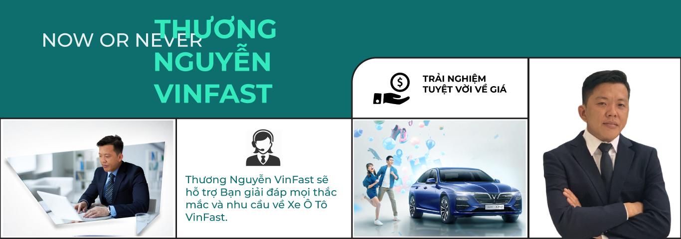 Thương Nguyễn VinFast