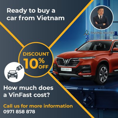 vinfast cars price in Vietnam