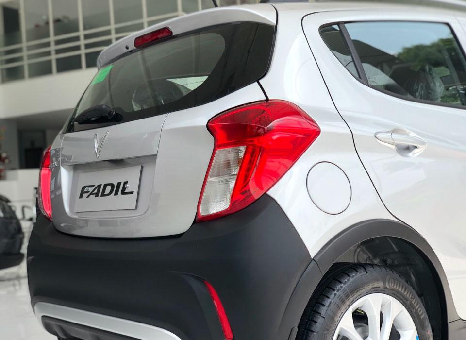 Giá lăn bánh xe VinFast Fadil trả góp 0%