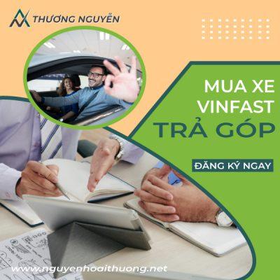 Mua xe VinFast Trả Góp
