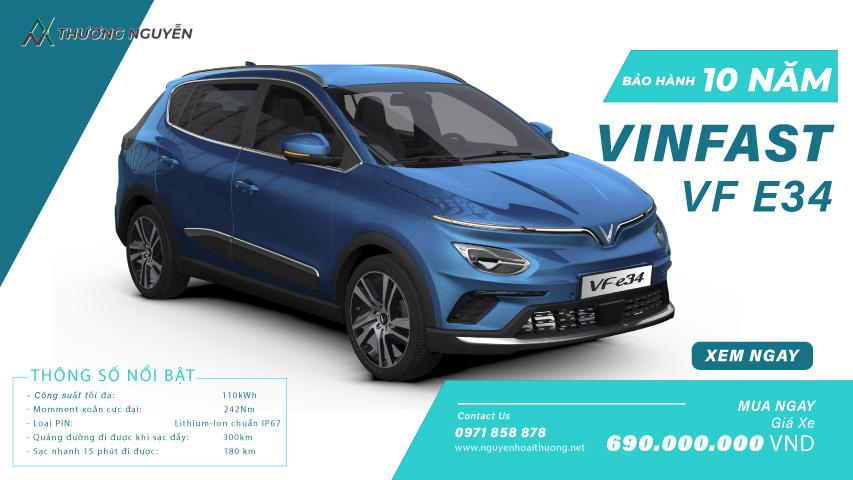Xe ô tô điện VinFast giá bao nhiêu